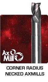 AxMill - Corner Radius Necked