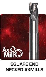AxMills - Square Necked