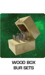 Burs Wood Box