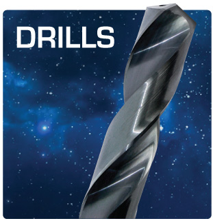 Carbide Drills Product Group
