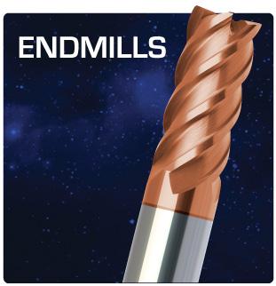 solid carbide endmills End Mills