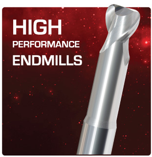 High Performance Endmills End Mills