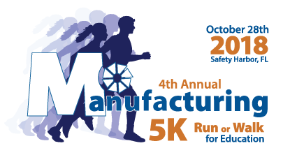 Manufacturing 5K Run or Walk For Education