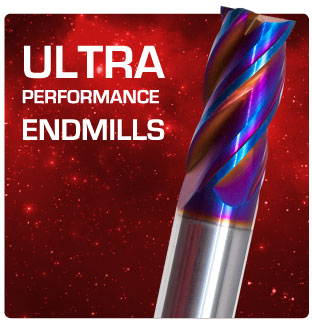 Ultra Performance Endmills Category Image End Mills