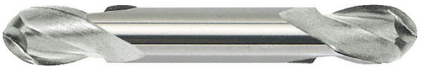 Ball End Double End Endmill