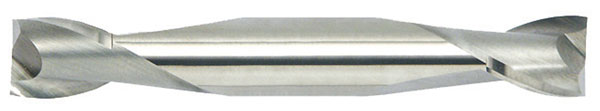 Square End Double End Endmill