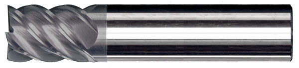 HY5 Square End High Performance Endmill