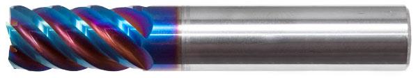 Ultra HY5 5 Flute Performance Corner Radius Endmill