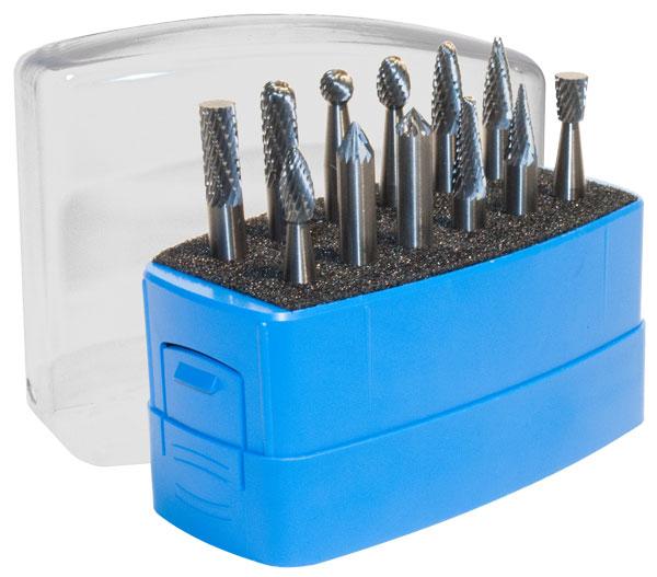 Plastic Bur Box Set