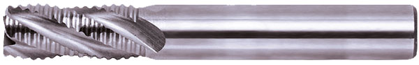 Coarse Pitch Roughing Endmill - Rougher