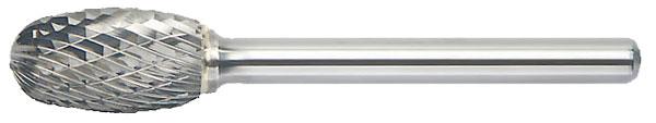 SE - Oval Shape - Solid Carbide Burs