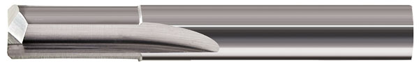 Straight Flute Square End Endmill