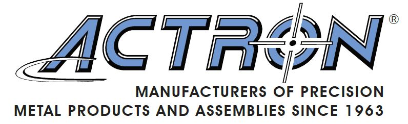 Actron - Manufacturers of Precision Metal Products and Assemblies Since 1963