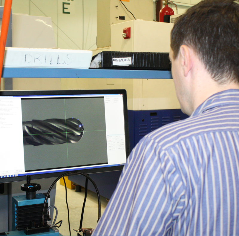 EuroTec Quality Control Inspection