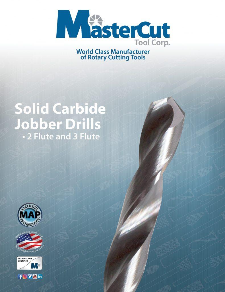 Solid Carbide Jobber Drills