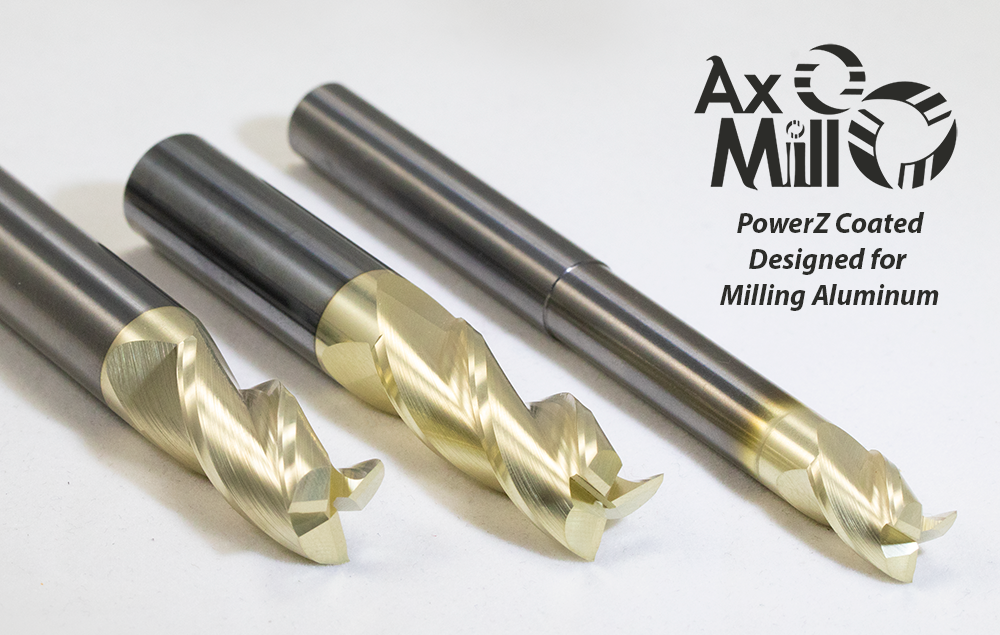 Rougher//Finisher Routing End Mill Alum