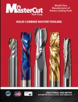 2020 Solid Carbide Routing Catalog