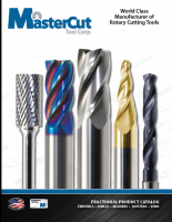 2021 Mastercut Industrial